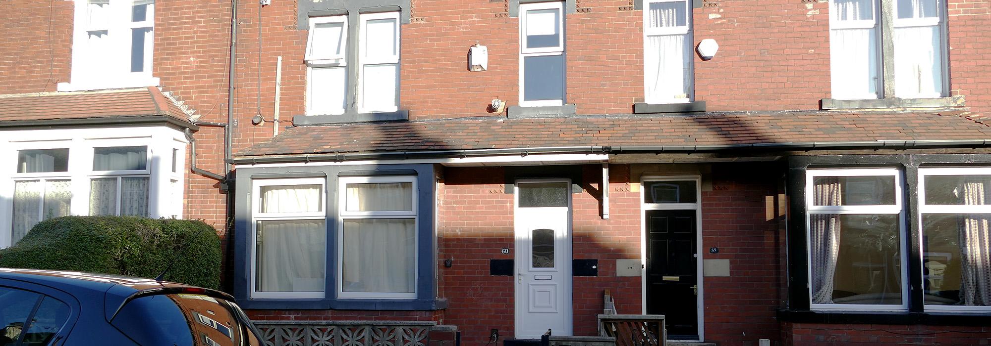 60 Headingley Avenue (4 bed) Headingley LS6