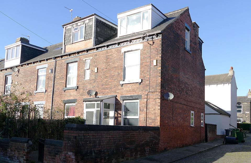 2 Broomfield Terrace (3 Bed) Headingley LS6